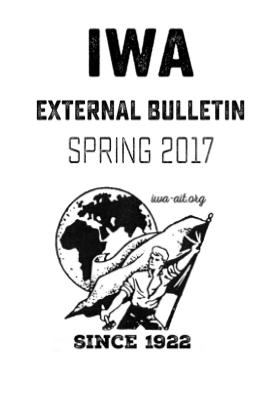 13. IAA-Rundbrief - Frühjahr 2017